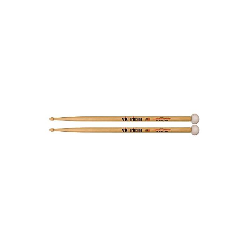Vic Firth Dual Tone Drum Sticks 5A