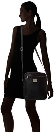 bandoulière L Black x Noir Fly cm Sacs femme H W Omen629fly 4x29x24 London CxqSt