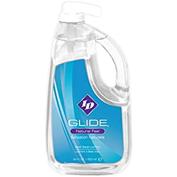 ID Glide 64 FL. OZ. Natural Feel Water-Based Personal Lubricant