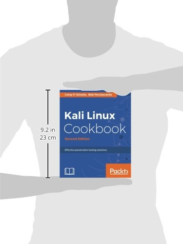 Kali Linux Cookbook - Second Edition: Effective penetration testing