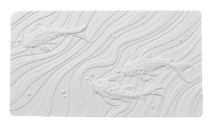 Ceramic Texture Mold (Koi Texture Mold)