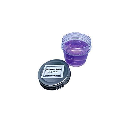 Hammam Soaps Glycerine Shaving Soap in bowl DeLuxe Series Lavander