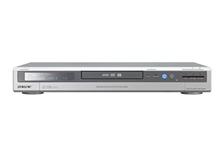 sony rdr hx510 dvd recorder with 80gb hard drive amazon co uk tv rh amazon co uk Sony IC Recorder User Manual Sony DVD Recorder Finalize Disc