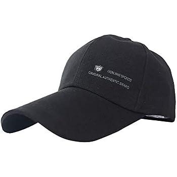SPE969 Baseball Cap Fashion Hats for Men Casquette for Choice OOutdoor Golf Sun Hat, Black