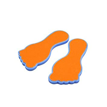 eDealMax 2 PC portátil de la piel SECA cuidado de Los pies de pedicura Callos de