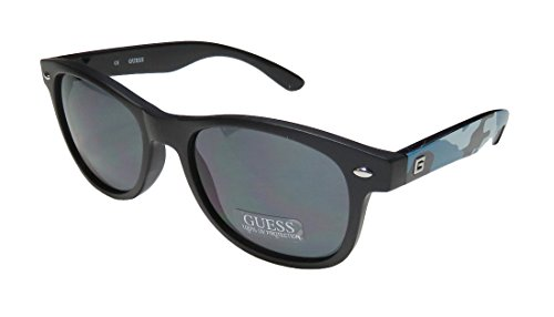Guess GUT 208 MBLK 350 Matte Black / Grey - Sunglasses Guess Prescription