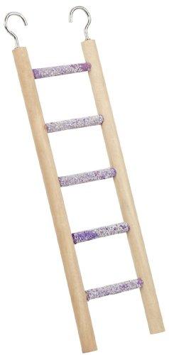 Penn-Plax 5 Step Ladder – Assorted Colors – Small Bird
