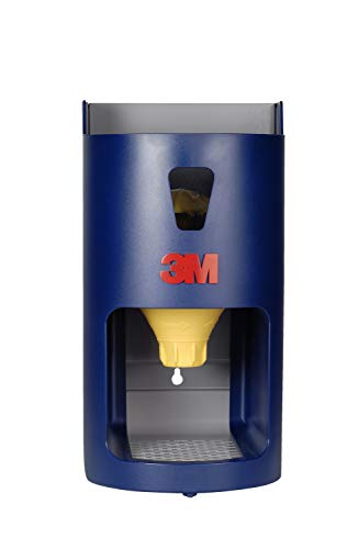 3M One Touch Pro Earplug Dispenser 391-0000, Blue, Hearing Conservation