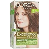 L'oreal Paris Excellence To-go 10-minute Creme Coloring Light Brown 6 pack of 2