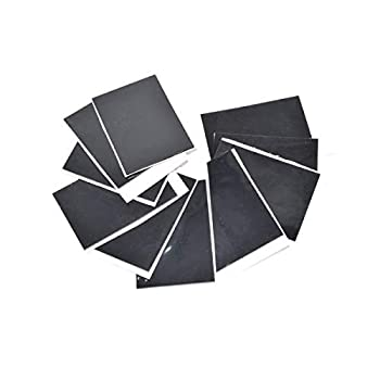 10 PCS Gum Battery Silicone Non-slip Pads for RC Multirotor FPV Racing Drone - RC Toys & Hobbies Multi Rotor Parts - 1x battery non-slip pads 1