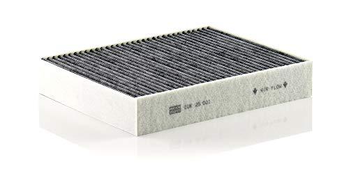 Mann Filter CUK 25 001 Original Habitaculo, Filtro antipolen con carbon Activo, para automoviles