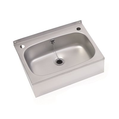 Wall Mounted Stainless Steel Hand Wash Basin Fw480 Amazoncouk