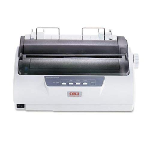 Oki MICROLINE 1120 Dot Matrix Printer (62428503) (Renewed)