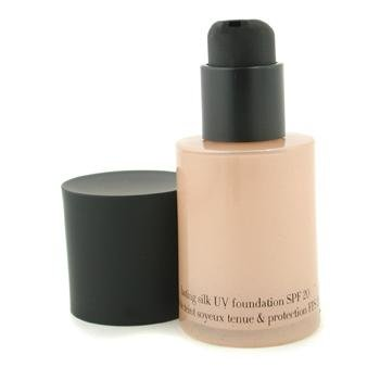 - Giorgio Armani Lasting Silk UV Foundation SPF 20, No. 5 Warm Beige, 1 Ounce