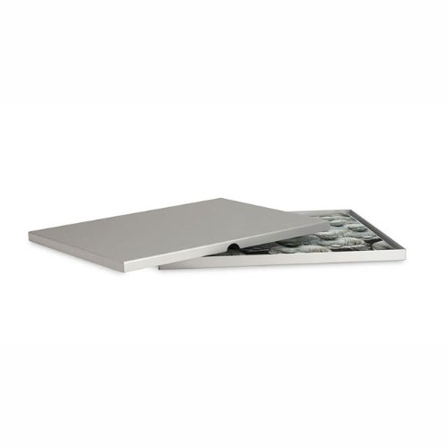 "Lift Off Presentation Box (Pina Zangaro Machina Aluminum Presentation Box, 11"" X 14"" X .5"