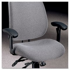 7700 Seating Series (- Adjustable Height Arms for 7700 Series Chairs, Black)