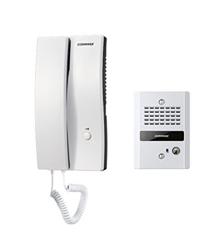 Commax Technologies Doorphone and Vandal-Proof Doorbell D...