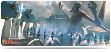 Magic: The Gathering Battle for Zendikar Aligned Hedron Network 6 ft. Table Playmat