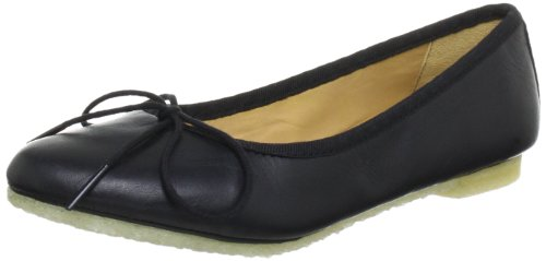 Grace Donna Originals Scarpe Leather Lia Chiuse Nero black Clarks xUwRqw