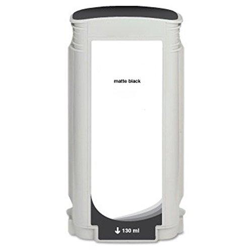 - 2x G&G Matte Black Ink Cartridge Remanu. compatible with HP No.70 Inkjet C9448A Pigment Ink