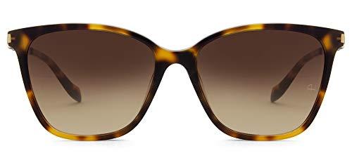 130175076c142 Ana Hickmann AH9238 - Espelhado - Azul Dourado -