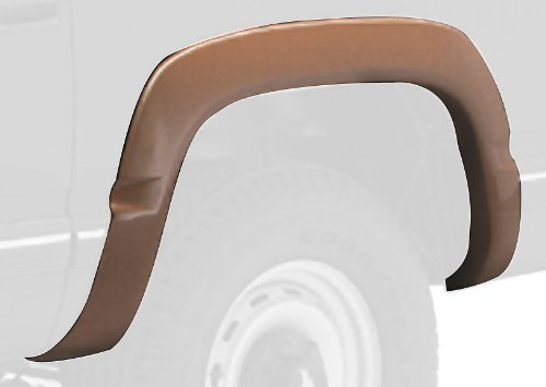 Bushwacker 40028-01 Chevrolet / GMC OE Style Fender Flare - Rear Pair Gmc C1500 Rear Fender