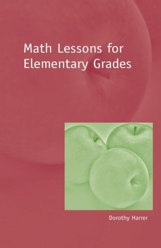 Math Lessons for Elementary Grades