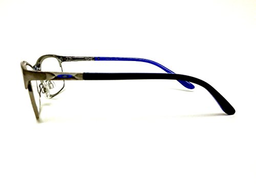 New Oakley Oph. Intuitive (53) Brushed Chrome OX3157-0153 Brushed Chrome / Demo 53mm Eyeglasses