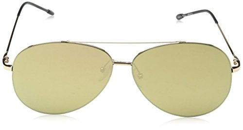 Unisex Gold Jeepers Sol Gafas JPAW016 Adulto de Dorado Peepers 60 qp88wx1rX