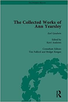 The Collected Works of Ann Yearsley (The Pickering Masters)