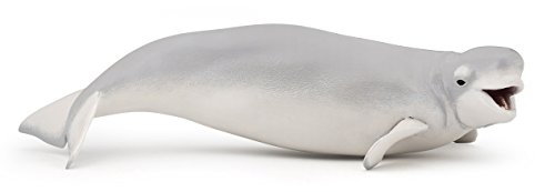 Schleich Whale - Papo Beluga Whale Toy Figure