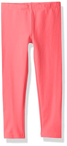 - Osh Kosh Girls' Toddler Full Length Legging, Cherry, 2T