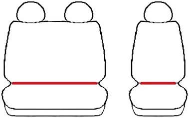 4D-DV-HERO-JEP3M-SC-11 Z4L Passgenaue Sitzbez/üge Hero ideal angepasst 1+2 3-Sitzer Fahrzeugspezifisch Polstermaterial