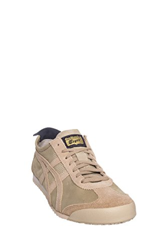 detailed look b803b ecb58 Onitsuka Tiger Mexico 66 Classic Running Shoe, Sand/Sand, 13 ...