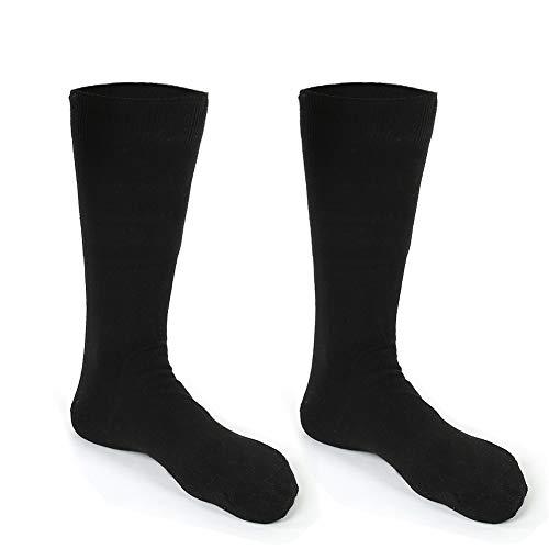 Zacht verwarmde sokken 3 Temperaturen Instelling Verwarmde sokken Twee oplaadbare batterijen Voetwarmers voor…