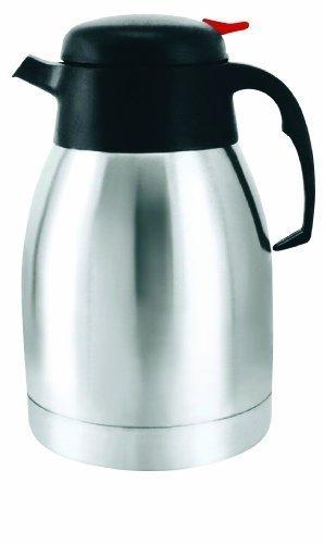 Brentwood Appliances Vacuum Stainless Steel Coffee Pot, 1-Li