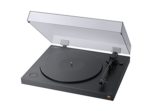 Sony PS-HX500 Digital USB Turntable With High-Resolution Rec