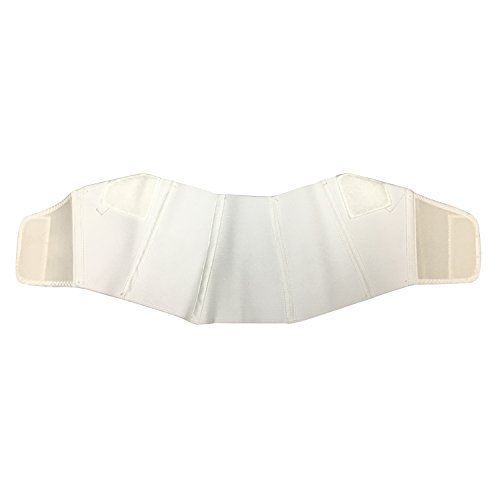 Maternity Support Back Brace with Pad, Professional Medical Style by Truform (Image #5)