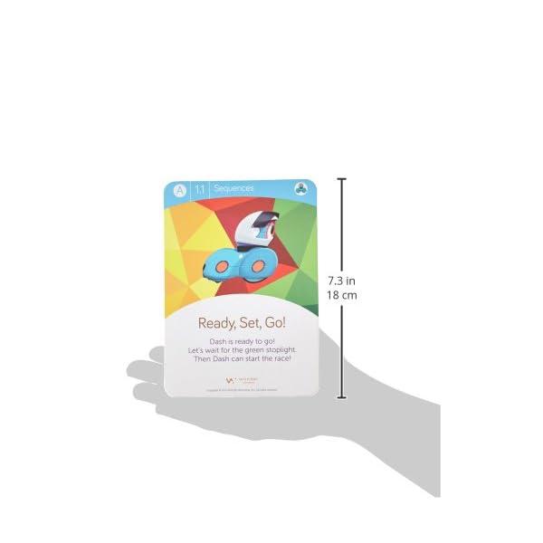 Wonder Workshop Dash Dot Learn To Code Challenge Card Box Set