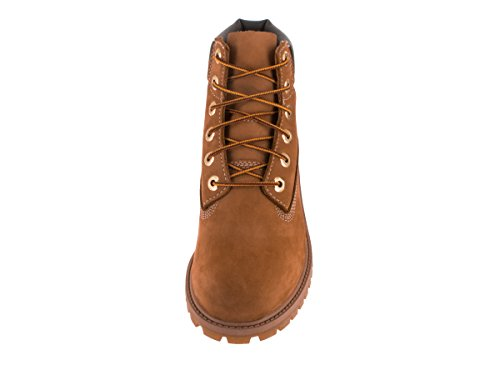 In Wheat Rust Botas Timberland C14949 Nubuck Premium 6 Boot WP qUUpzv5