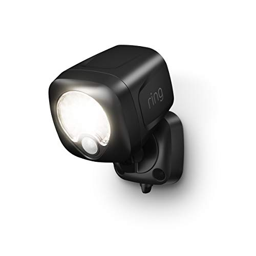 Introducing Ring Smart Lighting –  Spotlight, Black