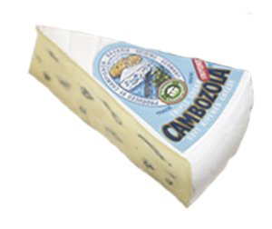 Triple Cream Brie (Cambozola (1 pound) by Gourmet-Food)