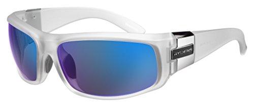 Ryders Rockslide R447-020 Rectangular Sunglasses, White, 55 - Bugaboos Sunglasses