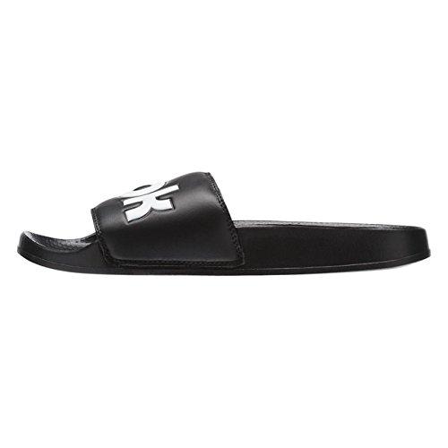 White Unisex y de Adulto Piscina Playa Zapatos Negro Slide 000 Black Splt Reebok Classic qFw1Sx7