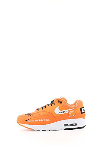 da Donna W Orange Ginnastica Air Basse Black White 1 Total Scarpe Multicolore 001 Max NIKE LX qSYxwRxz