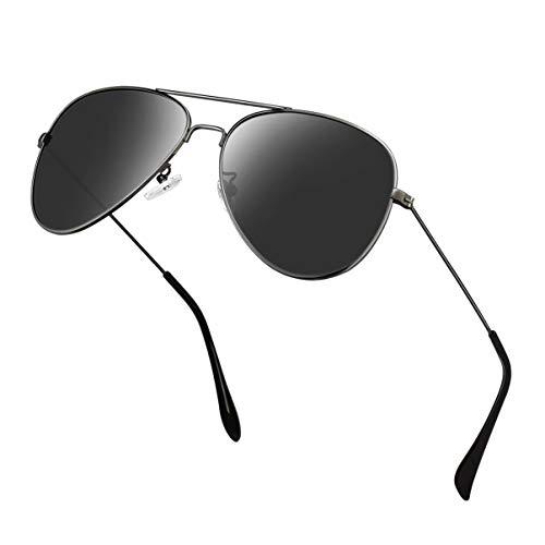Polarized Sunglasses for Men/Women Metal Mens Sunglasses Driving Sun Glasses