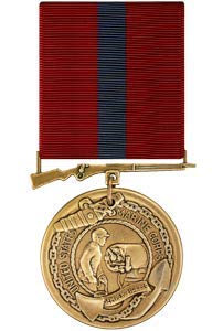 Medals of America Marine Corps Good Conduct Medal Bronze ()