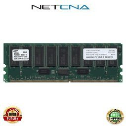 Registered Ddr Memory - 187419-B21 1GB (2x512MB) Compaq ProLiant DL580 G2, ML570 G2 PC2100 Registered DDR Memory Kit 100% Compatible memory by NETCNA USA
