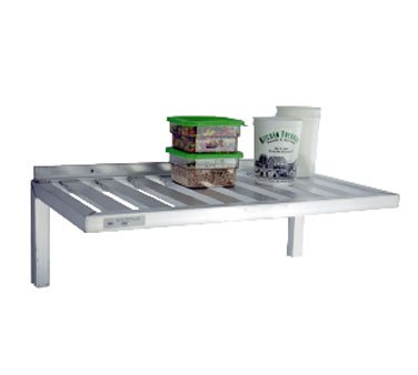 New Age Industrial T-Bar Series 60 in. Wall Shelf