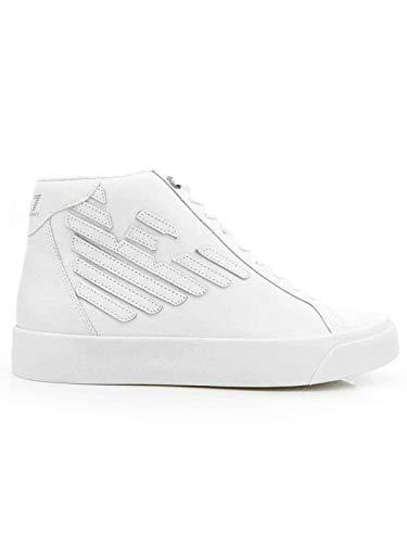 Pelle Ea7 In Armani Sneakers Uomo Alte X8z003xk00500001 Emporio Twq5qY6